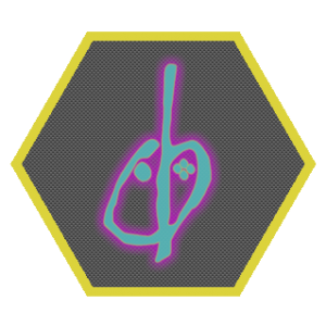 chillbrobagg1ns Hexed Logo